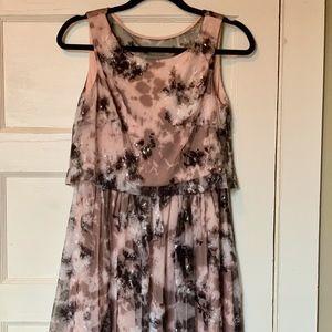 Tie Dye Party Dress